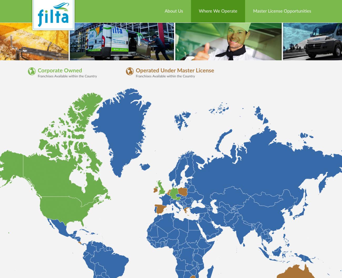 FiltaWorld.com Screenshot